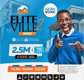 Residential Land for sale Oke Osho Epe Lagos