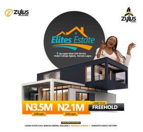 Residential Land for sale Agbele Ikorodu Lagos