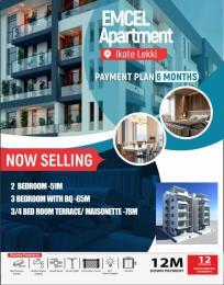 4 bedroom Massionette for sale   Ikate Lekki Lagos