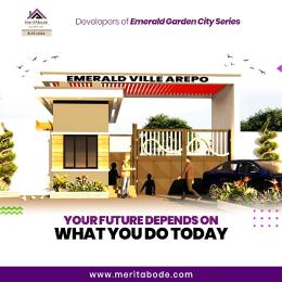 Residential Land Land for shortlet Arepo Arepo Ogun