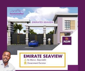Residential Land for sale Itamarun, Ibeju Lekki. Ibeju-Lekki Lagos