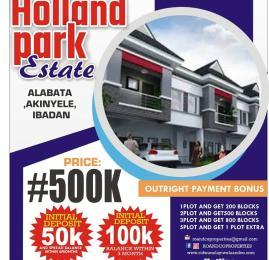 Residential Land Land for sale ALABATA AKINYELE IBADAN  Akinyele Oyo