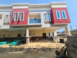 4 bedroom Terraced Duplex House for sale After the 2nd Toll gate at Chevron, Ikota, Lekki Lekki Phase 2 Lekki Lagos