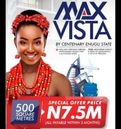 Mixed   Use Land for sale Inside Centenary City Enugu Enugu