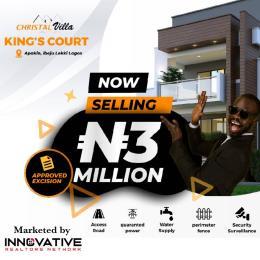 Land for sale Apakin Ibeju-Lekki Lagos