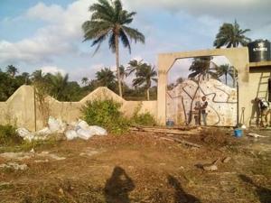 8 bedroom Hotel/Guest House Commercial Property for sale From lusada market to aloland school f Idiroko Ado Odo/Ota Ogun