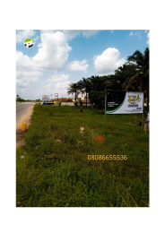 Residential Land Land for sale Portharcourt Road Igbirichi Ohaji Egbema local government  Owerri Imo