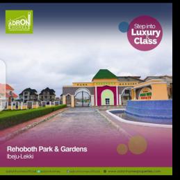 Mixed   Use Land Land for sale Few minutes drive from Lekki free trade zone Free Trade Zone Ibeju-Lekki Lagos