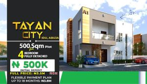 Residential Land Land for sale Tayan City Idu Abuja