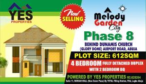 6 bedroom Residential Land Land for sale Behind Riverpark, Dunamis, Airport road. Lugbe Abuja