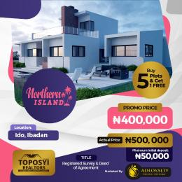 Residential Land for sale With Close Proximity To All Saints Memorial Park & Gardens Ido Oyo