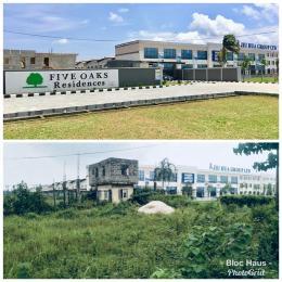 Residential Land Land for sale Five Oaks Residences Eleko Ibeju-Lekki Lagos