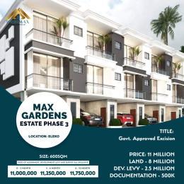 Residential Land for sale Beside Amen Estate Phase 2 Eluju Ibeju-Lekki Lagos