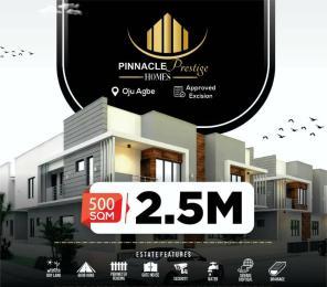 Serviced Residential Land Land for sale Oju Agbe Ibeju Lekki, 5 Minutes From PAN African University Ibeju-Lekki Lagos