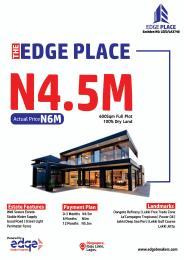 Residential Land Land for sale Ogogoro Town Ibeju Lekki Lagos Ogogoro Ibeju-Lekki Lagos