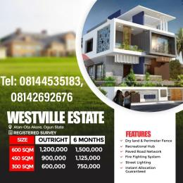 Mixed   Use Land Land for sale Atan-ota Ota GRA Ado Odo/Ota Ogun