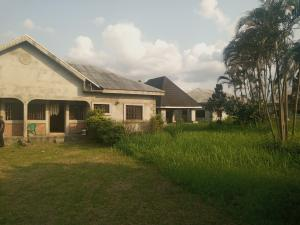 Semi Detached Bungalow House for sale Eliogbolo Road, Off East West Road Obia-Akpor Port Harcourt Rivers