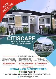 5 bedroom Residential Land Land for sale Plot 567, Cadastral Zone B00 Kukwuaba Abuja
