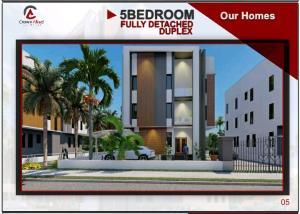 5 bedroom Residential Land Land for sale On The Kubwa Express Way Gwarinpa Abuja
