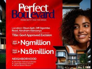 Land for sale Okun Ajah Ajah Lagos