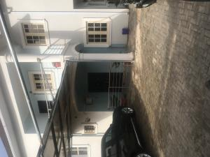4 bedroom Semi Detached Duplex House for sale Just after Dunamis ., 2 minutes drive to the express way Lugbe Abuja