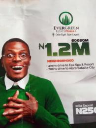 Mixed   Use Land for sale Ode Egiri Epe Road Epe Lagos