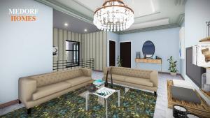 2 bedroom Mini flat Flat / Apartment for sale   Peninsula Estate Ajah Lagos