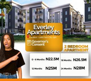 2 bedroom Flat / Apartment for sale By Ado road Ado Ajah Lagos