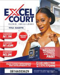 Serviced Residential Land Land for sale LaCampaigne Tropicana Ibeju-Lekki Lagos