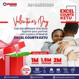 Serviced Residential Land Land for sale Ketu Lagos