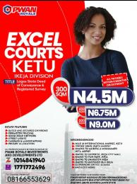 Serviced Residential Land Land for sale - Ketu Lagos