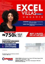 Mixed   Use Land Land for sale Ofeiyi umuawa community Umuahia North Abia