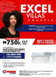 Mixed   Use Land Land for sale Umuahia North Abia