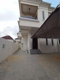 4 bedroom Semi Detached Duplex House for rent Chevron Alternative, Chevron. chevron Lekki Lagos