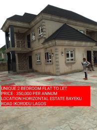 2 bedroom Self Contain Flat / Apartment for rent HORIZONTAL ESTATE  Igbogbo Ikorodu Lagos