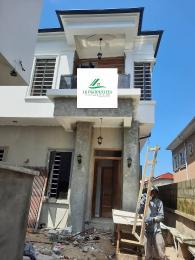 4 bedroom Detached Duplex House for sale Ospapa Osapa london Lekki Lagos