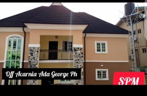 4 bedroom Detached Duplex House for sale Off Acania Ada George Port Harcourt Rivers