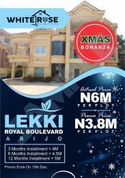 Land for sale Lekki-ekpe expressway, Lekki Phase 2 Lekki Lagos