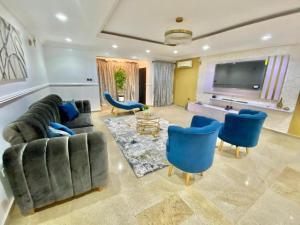 4 bedroom Terraced Duplex House for shortlet Oniru ONIRU Victoria Island Lagos
