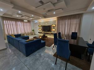 5 bedroom Terraced Duplex for shortlet Oniru ONIRU Victoria Island Lagos