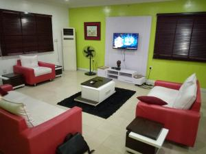 1 bedroom mini flat  Studio Apartment Flat / Apartment for shortlet Awuse estate opebi  Opebi Ikeja Lagos