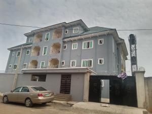 2 bedroom Blocks of Flats House for rent Off cement bus stop Ago palace Okota Lagos