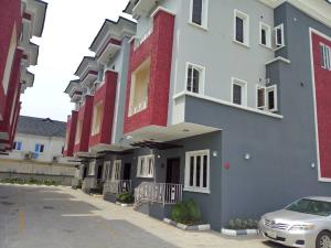 4 bedroom House for rent Osapa  Jakande Lekki Lagos