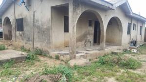 2 bedroom Semi Detached Bungalow House for sale Magada road via ojodu Berger Ibafo Obafemi Owode Ogun