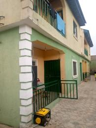2 bedroom Flat / Apartment for rent Executive 2bedroom new house  very decent and lovely nice environment secure area with PREPAID METER and big wordrop all ensuite  Dopemu Agege Lagos