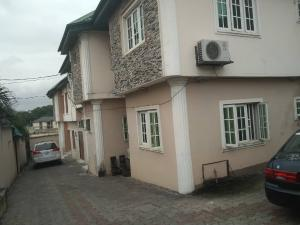 3 bedroom Flat / Apartment for rent Off college road, harmony est Ogba Bus-stop Ogba Lagos