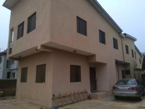 3 bedroom Terraced Duplex House for rent Orange Estate Via Ojodu Berger Arepo Arepo Ogun