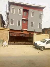 Terraced Duplex House for sale Obanikoro Estate Ilupeju Lagos