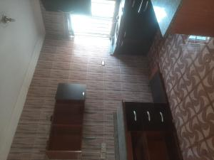 3 bedroom Flat / Apartment for rent Executive 3bedroom at abule egba very decent and beautiful nice environment and secure area very close to bustop with PREPAID METER and pop full security  Abule Egba Abule Egba Lagos