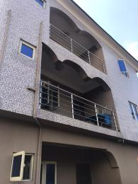 3 bedroom Flat / Apartment for rent Very decent and lovely 3bedroom flat at oko oba agege Williams estate nice environment secure estate with PREPAID METER and pop selling upstairs  Oko oba Agege Lagos